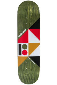 "Plan B Cole Geometrics 8.25"" Deck (multi)"