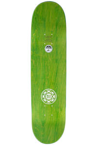 """Plan B Pudwill Wavy BLK ICE 8.125"""" Planche Skate (multi)"""