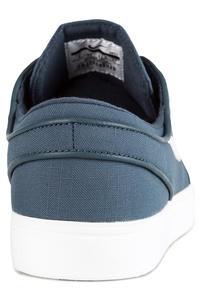 Nike SB Zoom Stefan Janoski Canvas Shoes (thunder blue light bone)