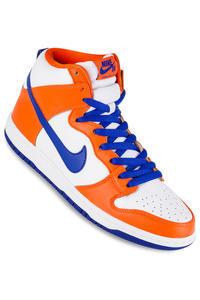 Nike SB Dunk High OG Danny Supa QS Shoes (safety orange hyper blue white)