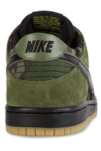 Nike SB Dunk Low Pro Shoes (medium olive black)