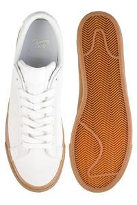 Nike SB Zoom Blazer Low Schuh (summit white gum)