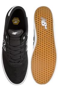 New Balance Numeric 255 Shoes (black white)