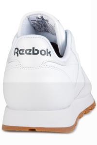 Reebok Classic Leather Schuh (white gum)