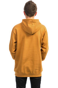 Cleptomanicx Möwe Hoodie (golden yellow)
