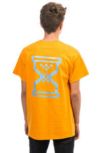 Sour Skateboards Hourglass T-Shirt (millenium yellow grey)