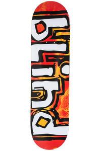 """Blind Trippy OG 8.125"""" Deck (orange burst)"""