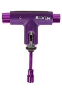 Silver Spectrum Skate-Tool (purple)