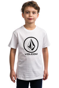 Volcom Crisp Stone T-Shirt  (white)