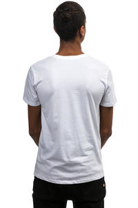 Antiz Skateboards V Logo T-Shirt (white)