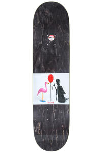 """Krooked Anderson Stachue 8.25"""" Deck (white)"""