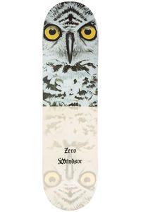 "Zero Windsor Owl Impact Light 8.375"" Deck (white)"