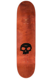 "Zero Team Multi Skull 8.25"" Deck (yellow green)"