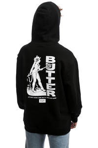HUF x Butter Goods Devil Hoodie (black)