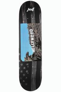 """Jart Skateboards Hollyweed 8"""" Planche Skate (black)"""