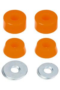 Polster 90A Soft Lenkgummi (orange) 2er Pack