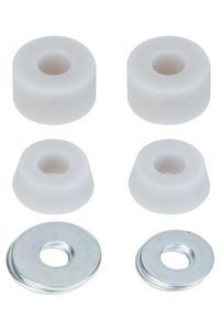 Polster 93A Medium Lenkgummi (white) 2er Pack