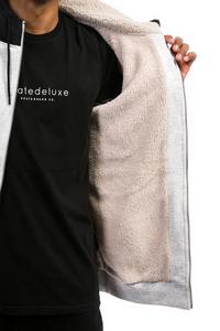 Volcom Sngl Stn Zip-Sweatshirt avec capuchon (mist)