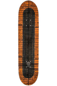 "Trap Skateboards Tape Series Impact 8"" Deck (grey)"