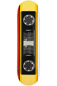 "Trap Skateboards Tape Series Impact 8.25"" Planche Skate (yellow)"