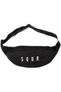 Sour Skateboards Army Emb Hipster Sac (black white)