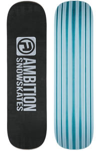 Ambition Team Series 2018 Snowskate (turquoise)