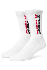 SK8DLX Athletic Socks US 6-13 (white)