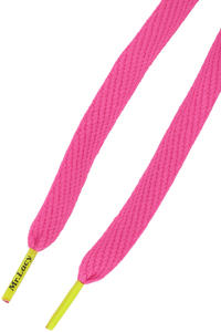 Mr. Lacy Flatties Laces (lipstick pink neon lime yellow t)