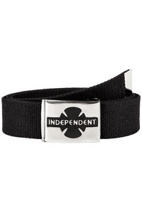 Independent Clipped Belt (black)