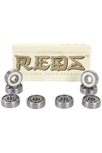 Bones Bearings Ceramic Super Reds Bearings (white)