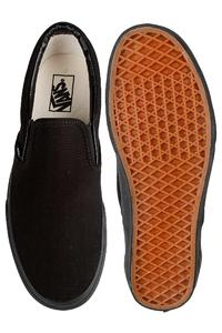 Vans Classic Slip-On Shoe (black black)