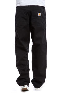 Carhartt WIP Simple Pant Denver Pantaloni (black rinsed)