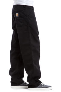 Carhartt WIP Simple Pant Denver Hose (black rinsed)