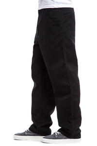 Carhartt WIP Simple Pant Denver Pantalons (black rinsed)
