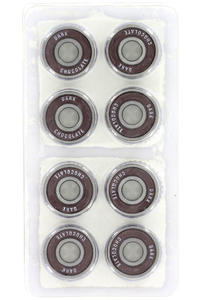 Chocolate Dark Choc ABEC5 Bearings