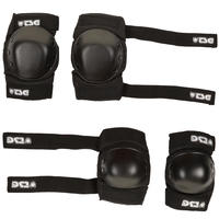 TSG Protection Basic Bescherming-Set (black)