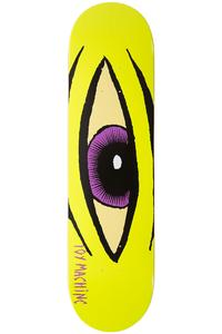 "Toy Machine Sect Eye 8"" Deck (neon lime)"