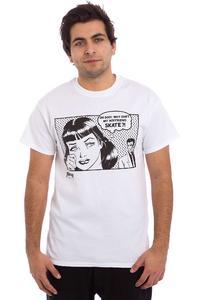 Thrasher Boyfriend T-shirt (white)