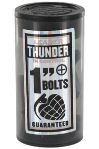 """Thunder 1"""" Set de vis Flathead (tête fraisée) cross slot"""