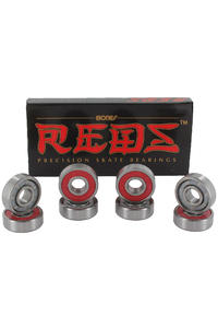 Bones Bearings Reds Cuscinetti a sfere (red)