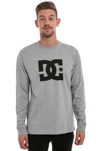 DC Star Longsleeve (heather grey)