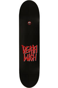 "Deathwish Deathspray 8"" Deck (black red)"