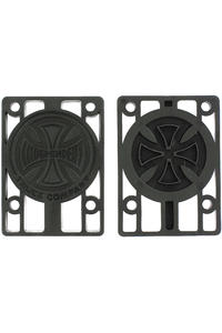 "Independent 1/4"" Riser Pad (black) 2er Pack"