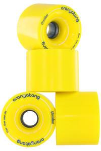 Orangatang 4President 70mm 86A Ruote (yellow) pacco da 4