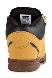 DVS Militia Boot Nubuck Shoes (tan)
