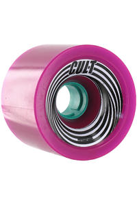 Cult Traction Beams 72mm 77A Rollen (purple) 4er Pack