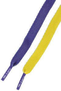 Mr. Lacy Clubbies Lacets (violet yellow)