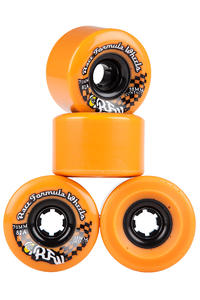 Sector 9 Race Formula 70mm 82A CS Ruote (orange) pacco da 4