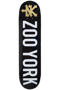 "Zoo York Photo Incentive 7.75"" Deck (black)"