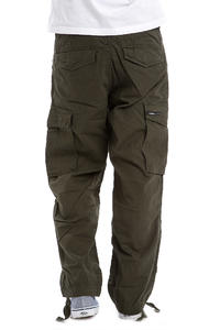 REELL Cargo Ripstop Pantaloni (forest green)